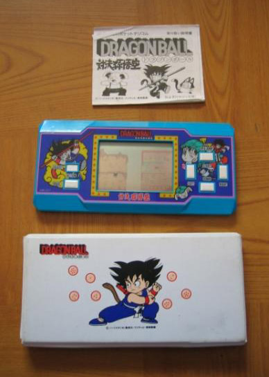 Dragon Ball-Todos los videojuegos 00a_DB_01