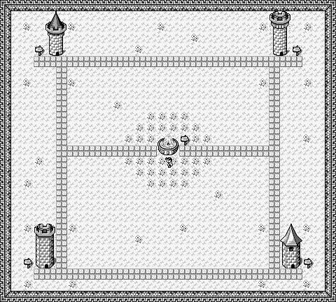Dragon Ball-Todos los videojuegos Cjumpmapa