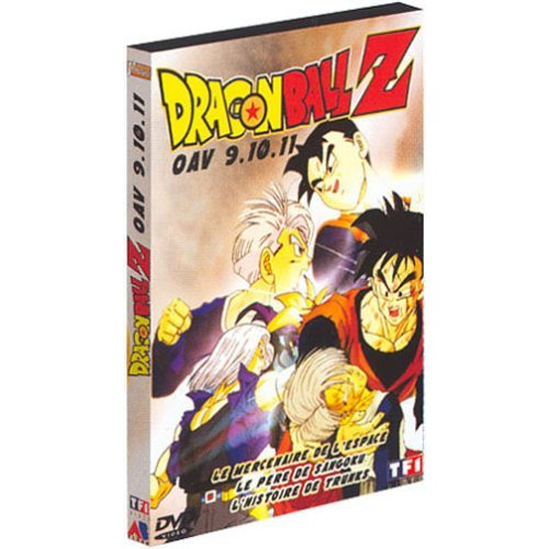 Dragon Ball Z OAV Vol. 9, 10 & 11