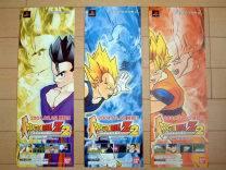 Promo-Pack Poster Budokai 2 Japonês