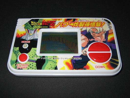 Dragon Ball-Todos los videojuegos Sakuretsu3