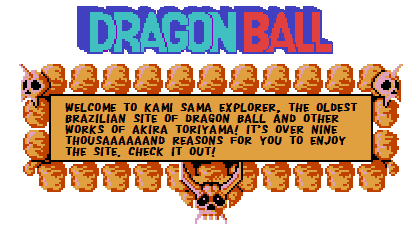 WELCOME TO KAMI SAMA EXPLORER!