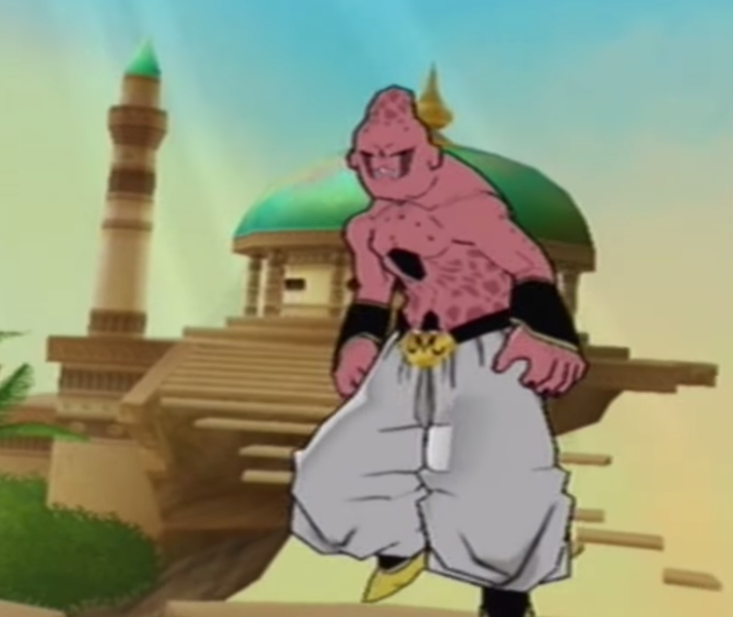 Buu + Cell