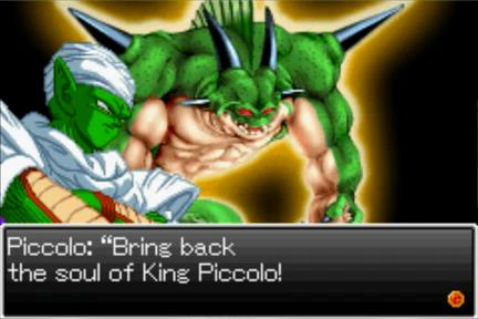 Fusao Piccolo & King Piccolo
