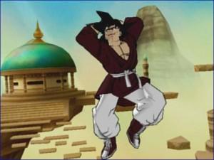 Fusão Goku & Satan