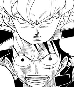Dragon Ball - One Piece
