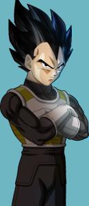 Vegeta - Oficial - Dragon Ball Z: Fukkatsu no 「F」