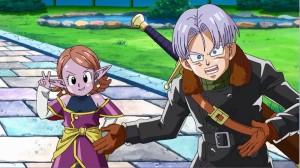 Animação de Dragon Ball XENOVERSE que virá junto ao jogo.