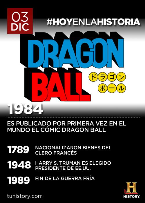 #ELDATO - 30 anos de Dragon Ball