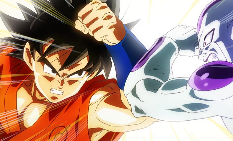 Goku e Freeza!