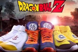 Tênis Dragon Ball Z