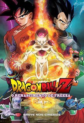 Poster Oficial Renascimento de Freeza