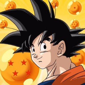 Oi, eu sou o Goku!