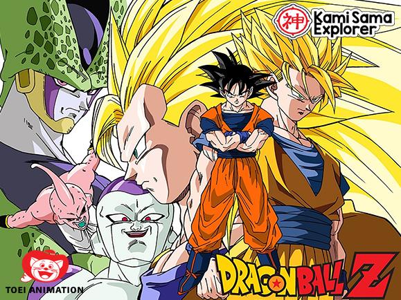 Dragon Ball – Kami Sama Explorer